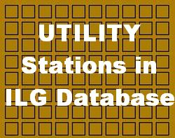 UTILITY - Non-Broadcasting Stations listed in ILG Database (update June 15th 2020)